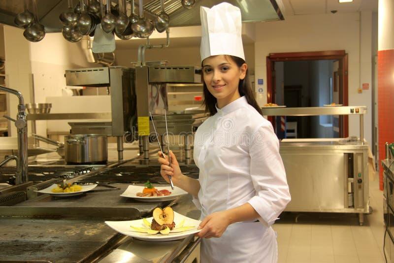 厨师 图库摄影