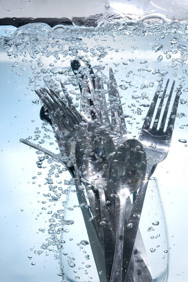 厨房商品 免版税库存照片
