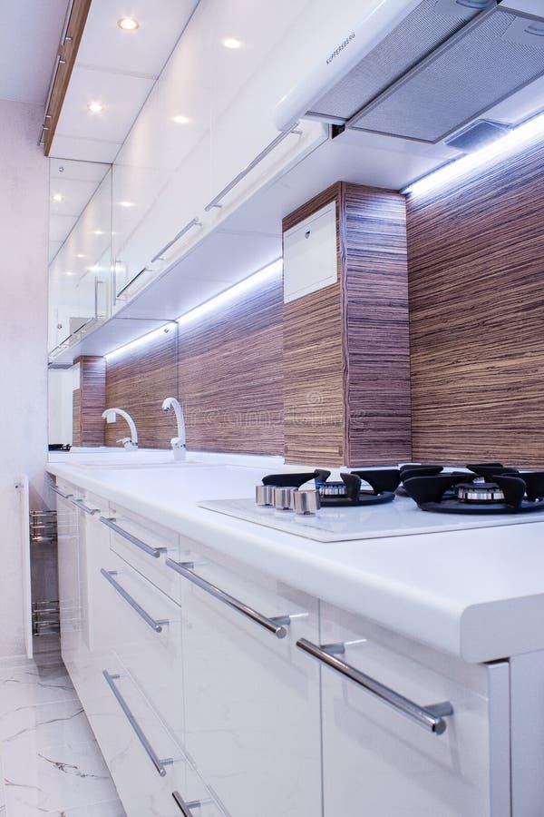厨房高科技Kuppersberg 免版税图库摄影
