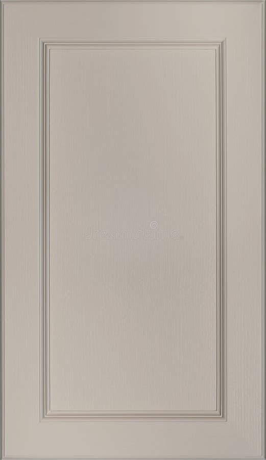 厨柜门门面 装饰的背景板 库存图片