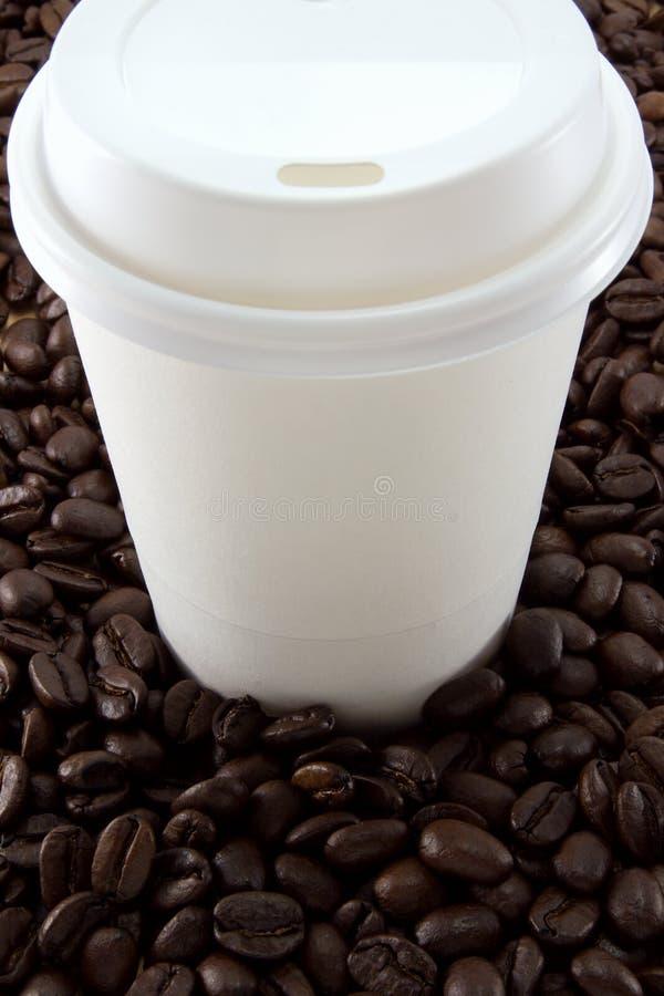 去咖啡作为 库存图片