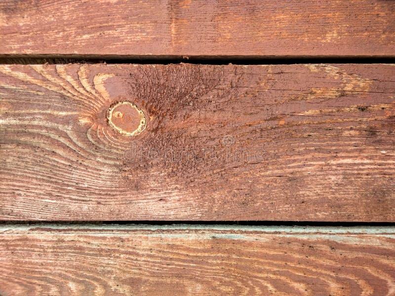 参差不齐的木纹理 库存图片