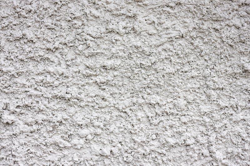 参差不齐的水泥涂层 免版税库存照片