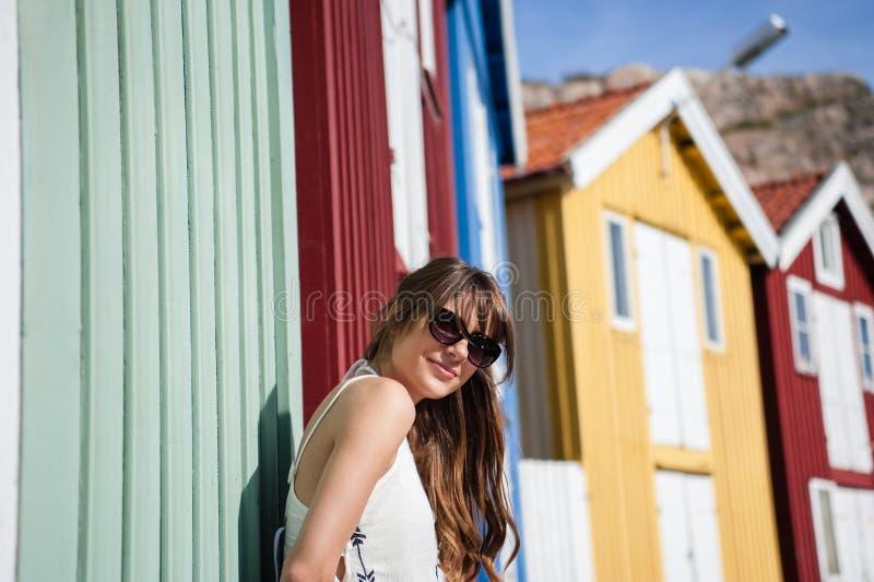 Download 参观Nord 库存图片. 图片 包括有 北部, ,并且, 五颜六色, 背包, 节假日, 斯堪的那维亚, 蓝色 - 62539881