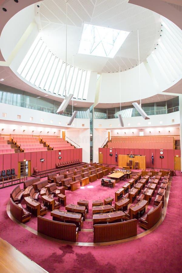 参议院的议院 库存照片