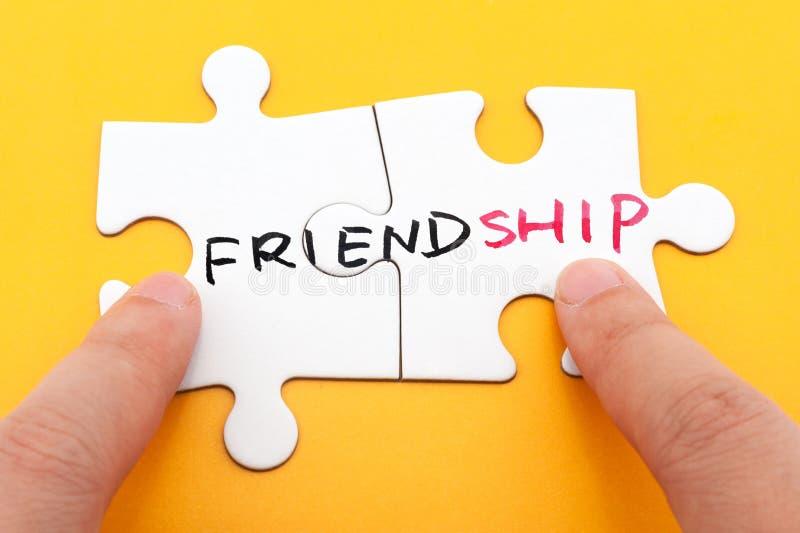 友谊 免版税库存照片