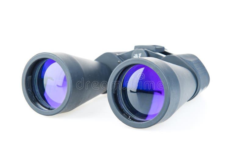 双筒望远镜对 免版税库存图片