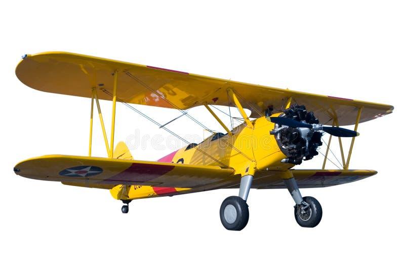 双飞机 库存图片