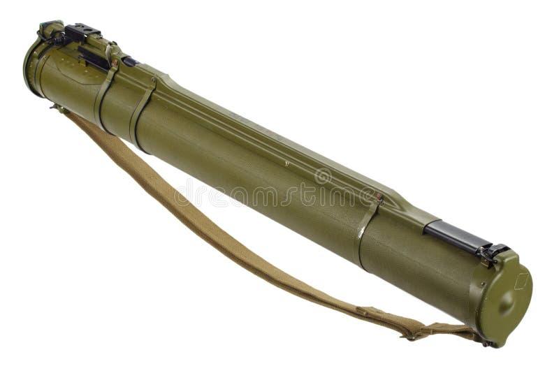 反坦克火箭推进式榴弹发射器火箭筒类型 免版税库存照片