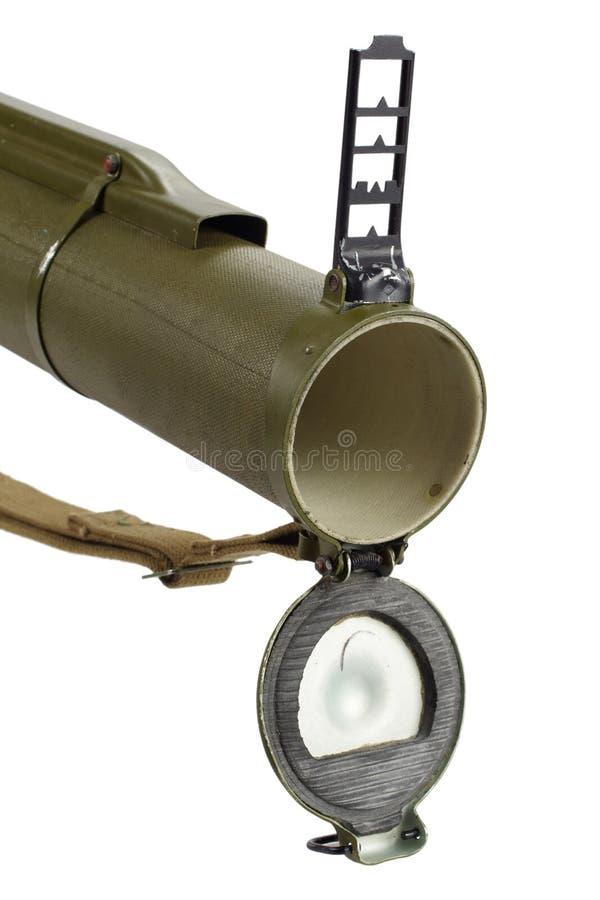 反坦克火箭推进式榴弹发射器火箭筒类型 库存照片