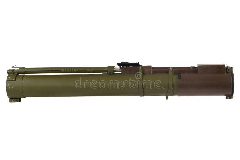 反坦克火箭推进式榴弹发射器火箭筒 免版税图库摄影
