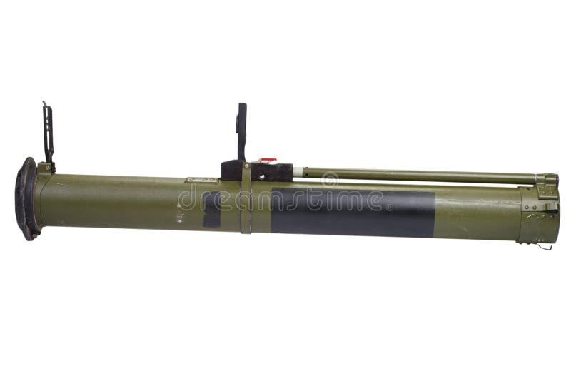 反坦克火箭推进式榴弹发射器 库存照片