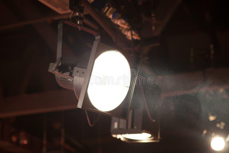 反射器光 免版税库存照片