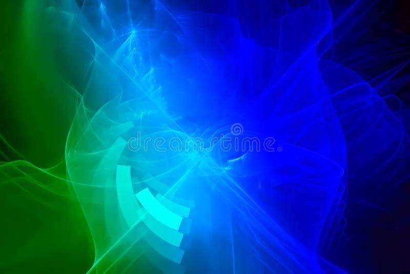 发光的发光的爆炸高雅纹理元素不可思议的想象力火花爆炸幻想设计 皇族释放例证