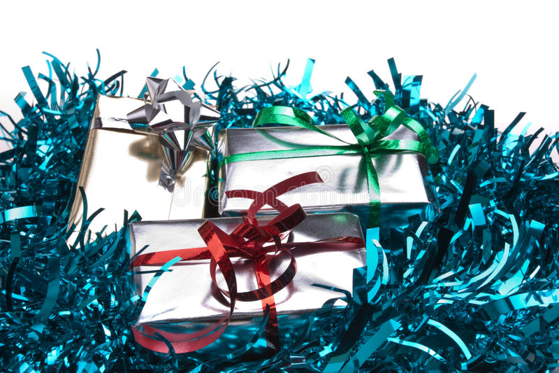 发光的圣诞节 免版税库存照片
