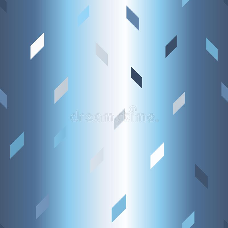 发光的平行四边形样式 1866根据Charles Darwin演变图象无缝的结构树向量 皇族释放例证