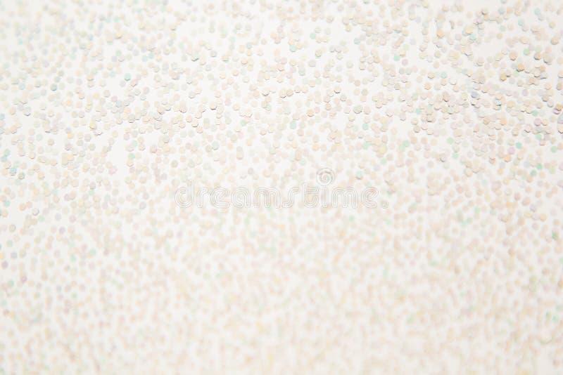 发光的明亮的淡色背景 图库摄影