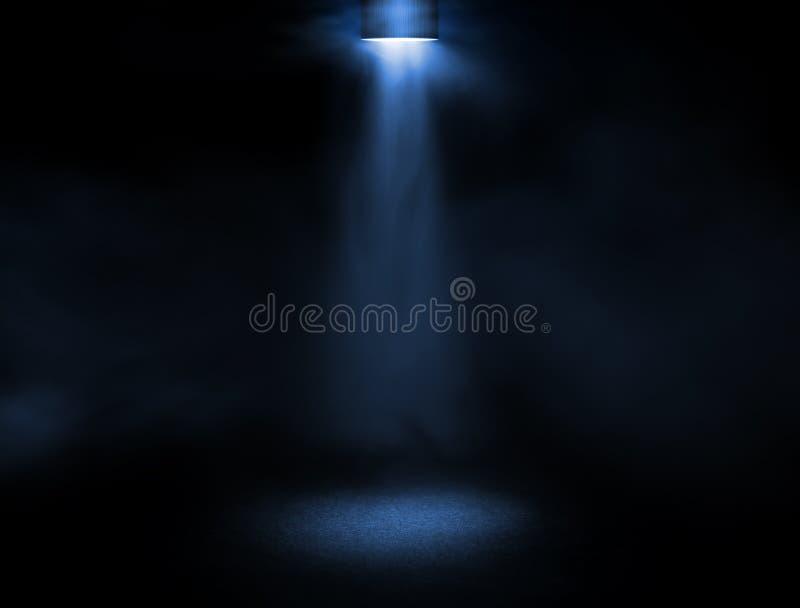 发光阶段 图库摄影