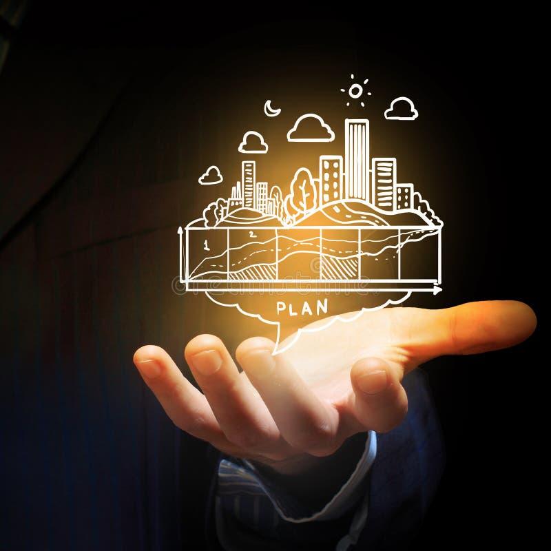 Download 发展规划 库存照片. 图片 包括有 庄园, 图画, 商业, 现有量, 拱道, 建筑师, 计划, 掌上型计算机 - 59105734