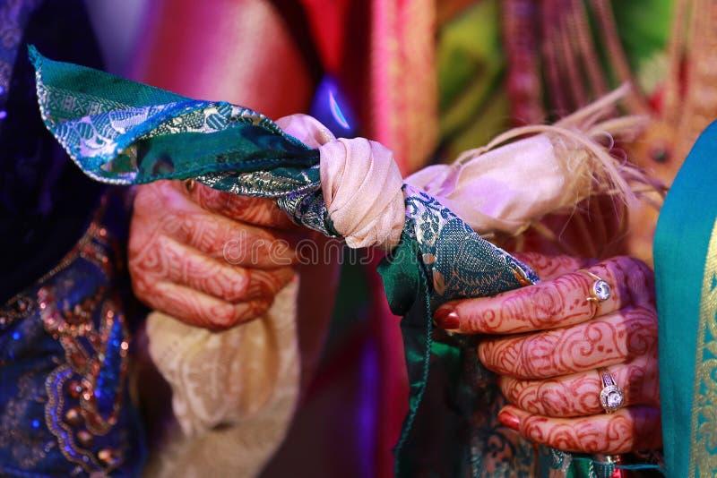 发现完善的印度婚姻的储蓄照片 库存图片