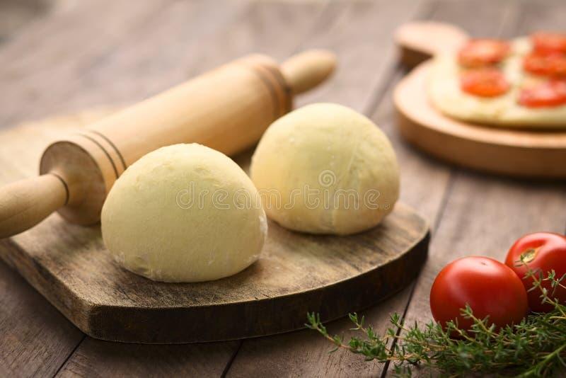 发酵面团 图库摄影