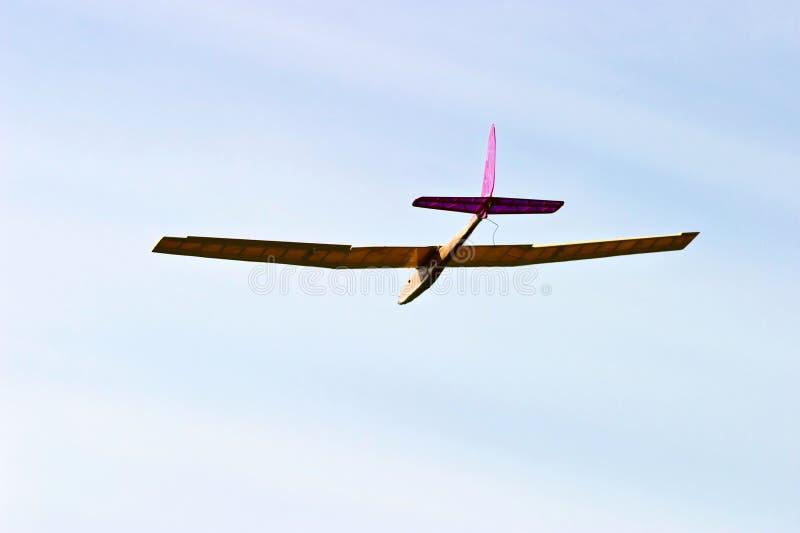 受控滑翔机设计收音机 免版税图库摄影