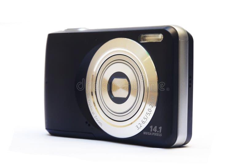 变紧密数字照相机 库存照片