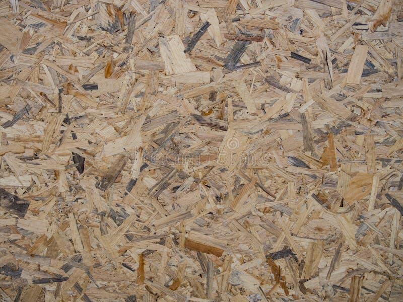 变紧密的木头的引起的样式 库存照片