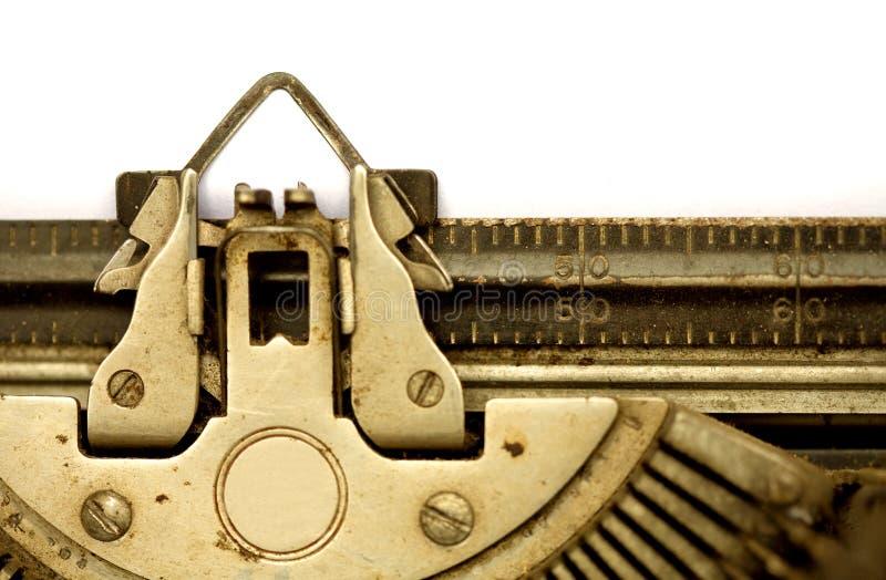 变老的打字机