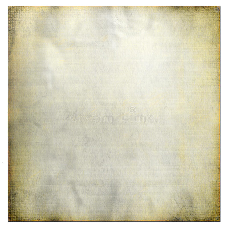 变老的纸葡萄酒 图库摄影