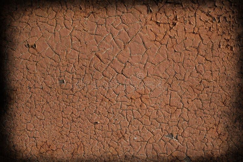 变老的水泥墙壁 库存照片