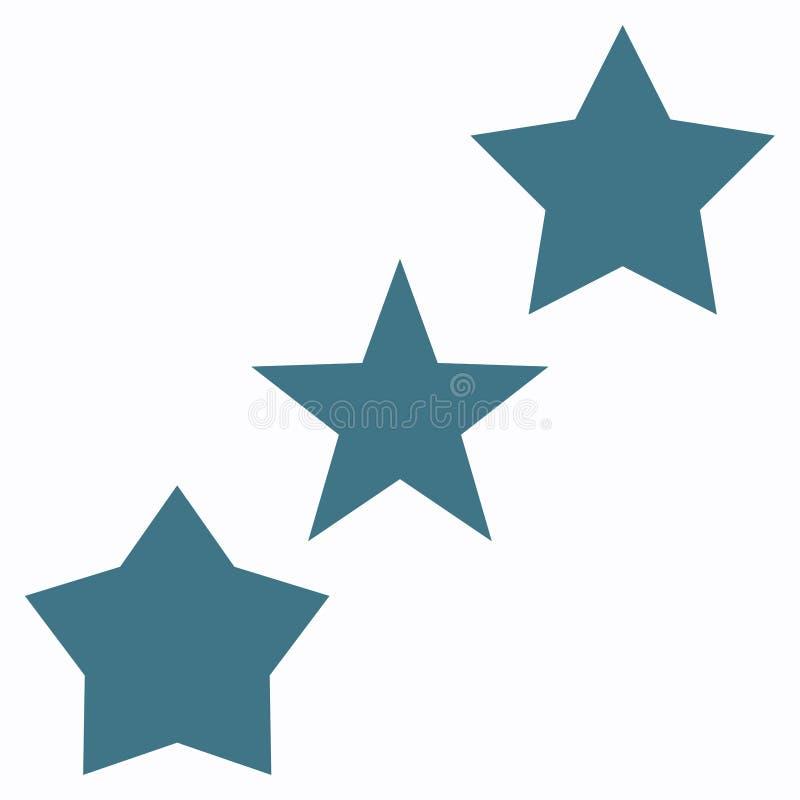 变薄线星最佳的对估计的veriation象 几何平的形状元素 ??EPS 10?? 概念传染媒介标志 向量例证