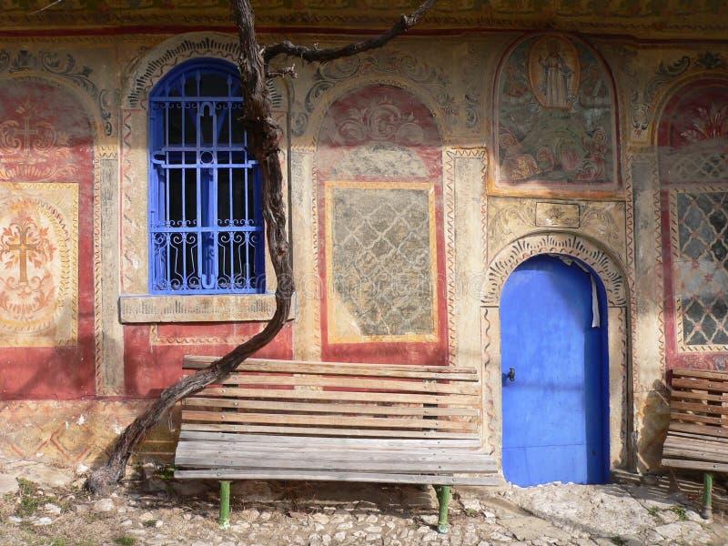 变貌修道院 保加利亚tarnovo veliko 库存照片