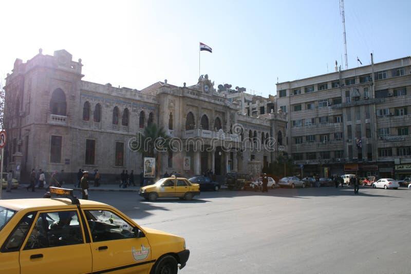 叙利亚或约旦 免版税图库摄影