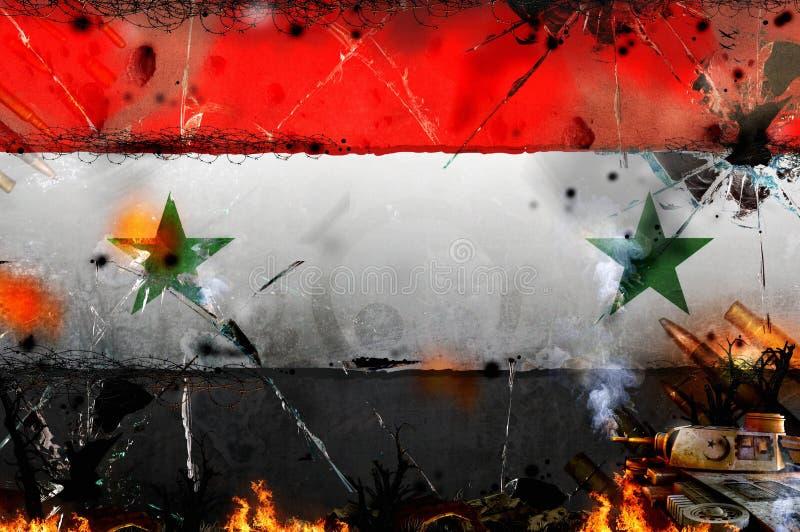 叙利亚-战争冲突例证 皇族释放例证