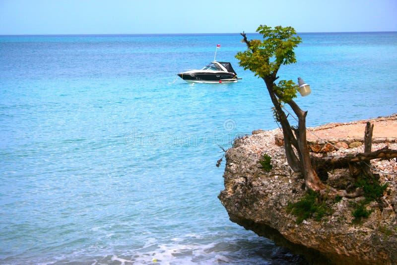 口岸丹尼尔,海地 库存图片