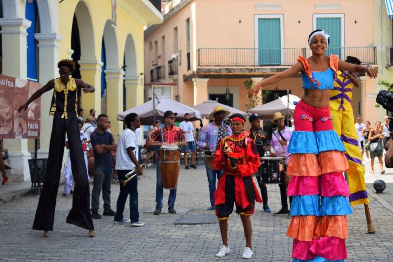 古巴寿命 库存图片