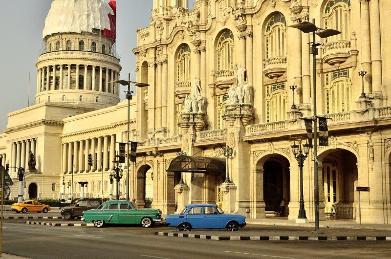 古巴街道II 免版税库存图片