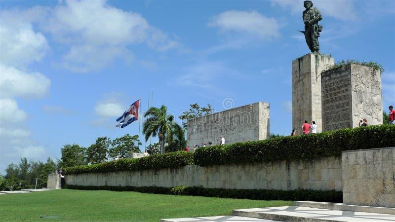 古巴,圣塔克拉拉 库存照片