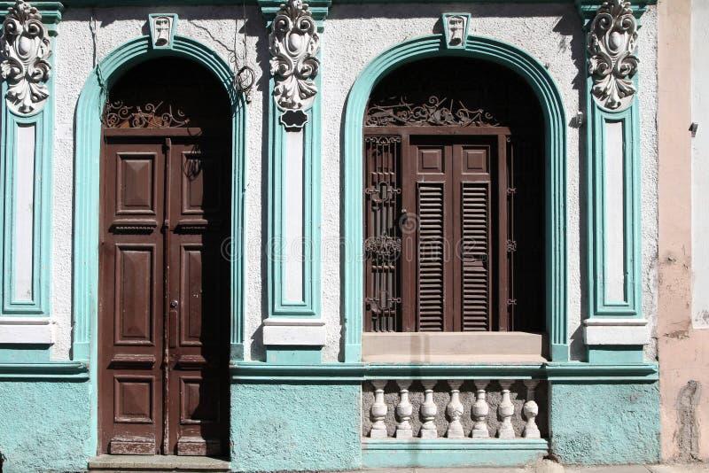 古巴de圣地亚哥 免版税库存照片