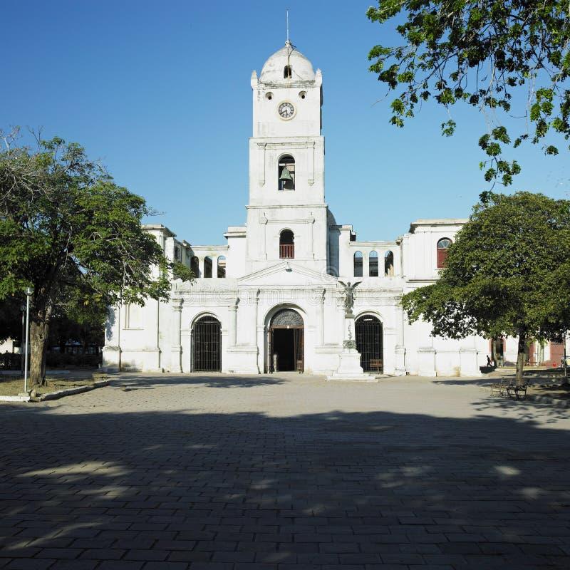 古巴holguin 免版税库存图片