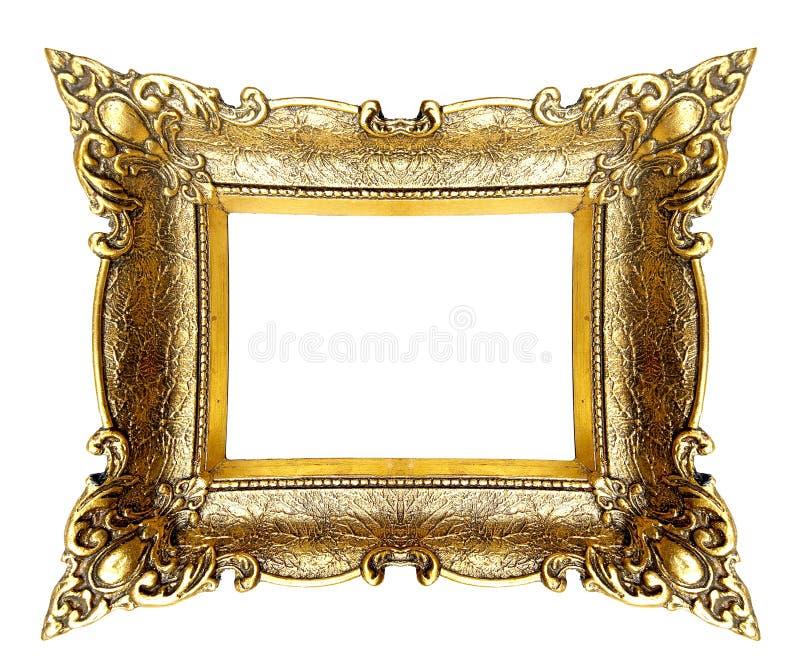 古怪框架的照片 图库摄影