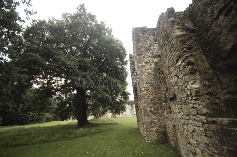 古老修道院 库存照片