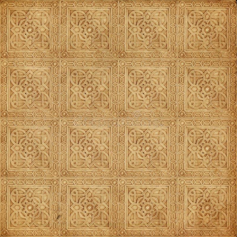 古老哥特式高分辨率纹理墙壁 免版税库存照片