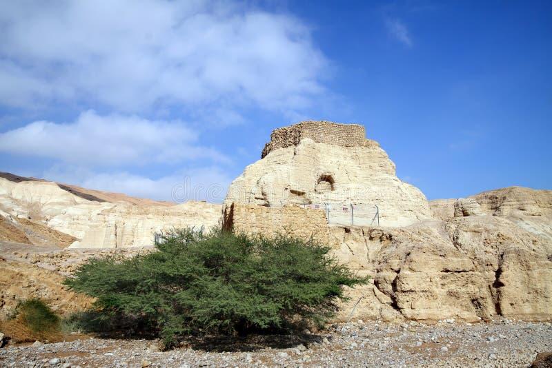 古老堡垒尼夫Zohar 库存图片