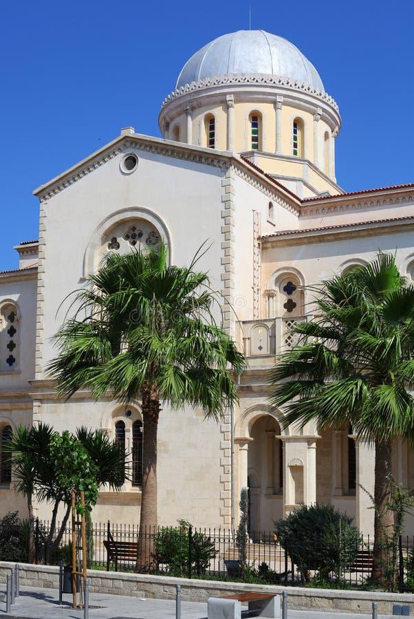 古老大教堂 库存照片