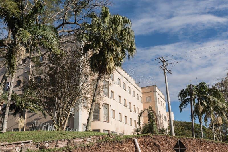 古老宗教学校宽容神学院的学生04 免版税图库摄影