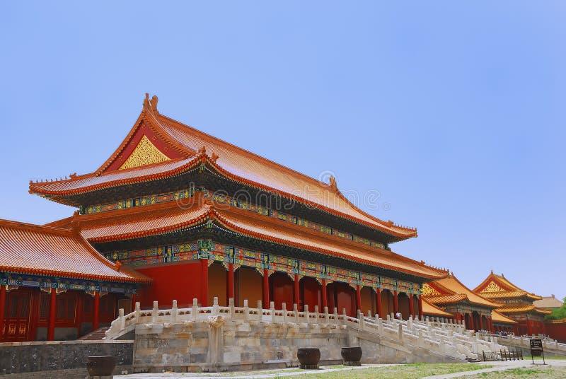 古老寺庙 图库摄影