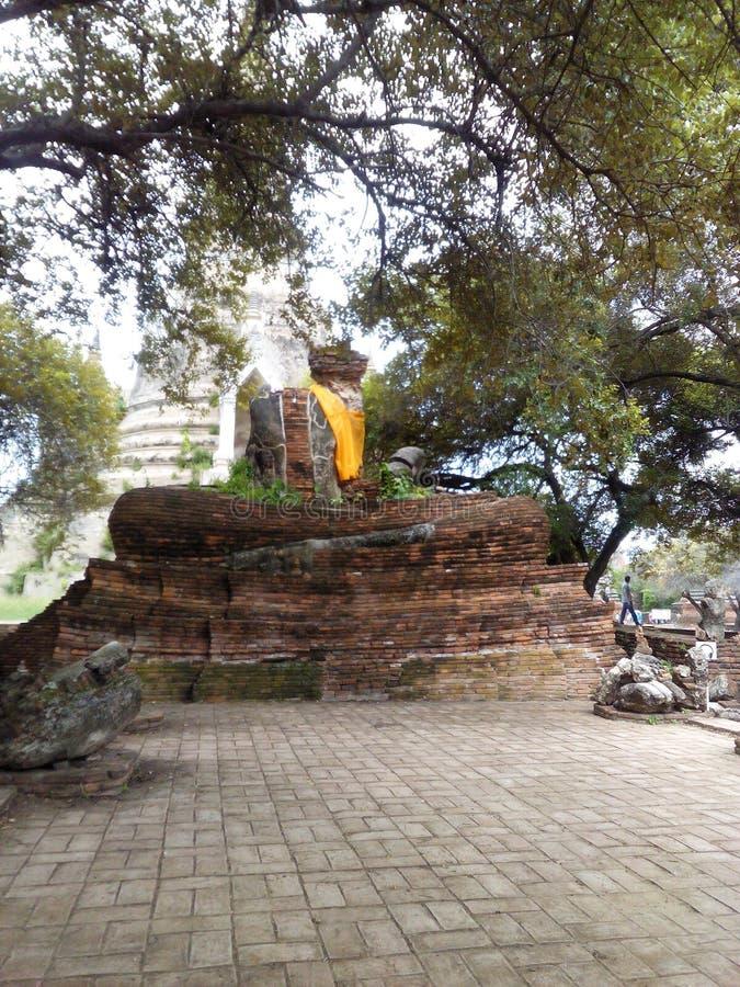 古老市泰国 免版税库存图片