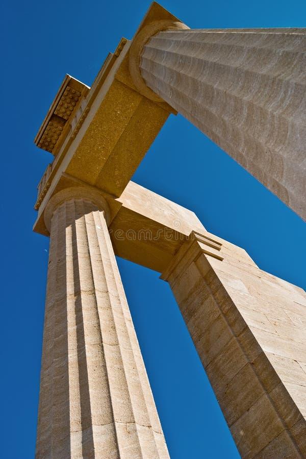 古老希腊 免版税库存图片